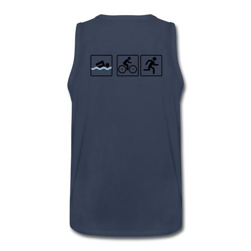 #athlete - Men's Premium Tank