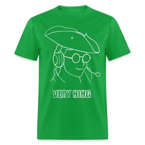 Very Hihg Alternate Men's - Men's T-Shirt