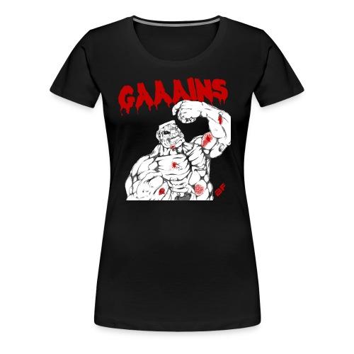 Gaaains Tshirt W - Women's Premium T-Shirt