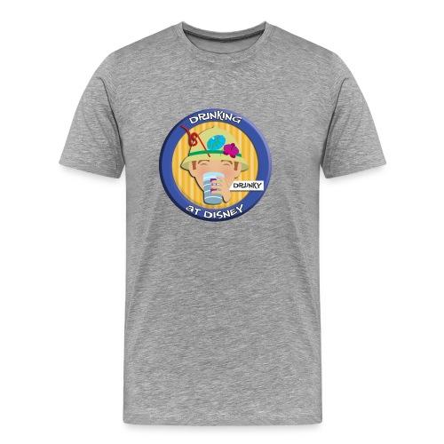 Drunky - Drinking at Disney - Men's Premium T-Shirt