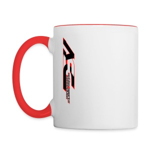 ASC Drift Sideways - Contrast Coffee Mug