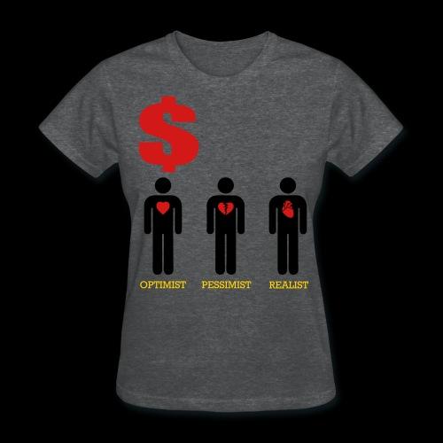 WOMENS TOP HIGHLIFE T-SHIRT - Women's T-Shirt