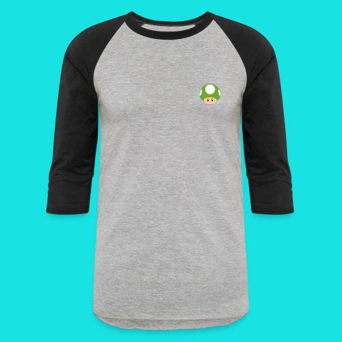 Mushroom Tee - Baseball T-Shirt