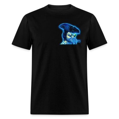 Groovy Guy Starry Night Men's - Men's T-Shirt
