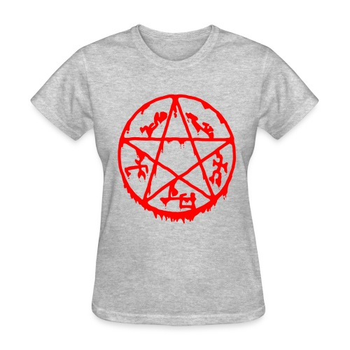 Pentacle - Women's T-Shirt