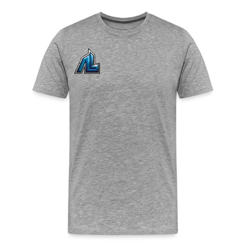AbLe Space Grey  - Men's Premium T-Shirt