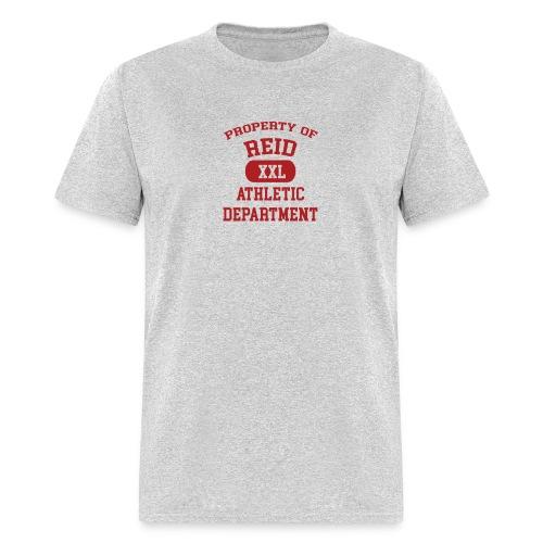 Reid Athletic Department - Men's T-Shirt