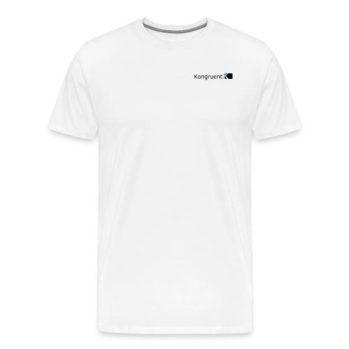 BASIC BOLD - Men's Premium T-Shirt