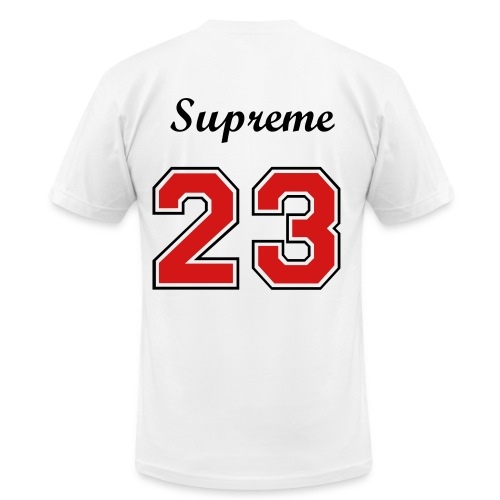 Supreme 23 T-Shirt - Men's  Jersey T-Shirt