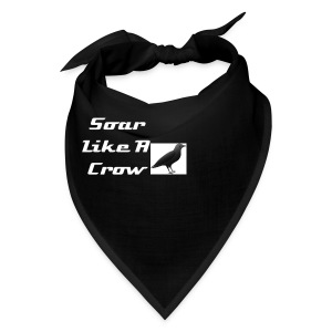 The Crow Is In - Bandana
