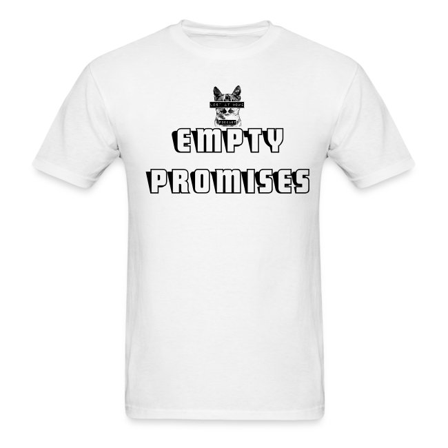 264684785 Lost At Home Shop At Home | LOST AT HOMES EMPTY PROMISES T-SHIRT ...