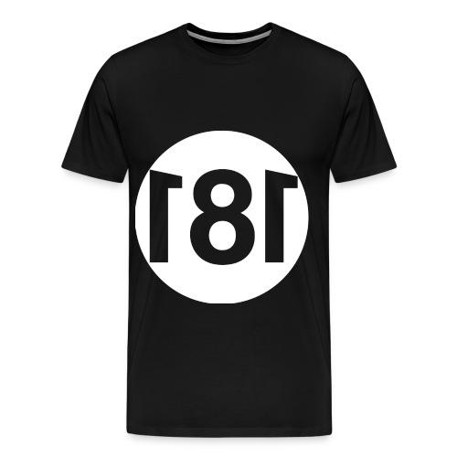 181 logo Tee - Men - Men's Premium T-Shirt