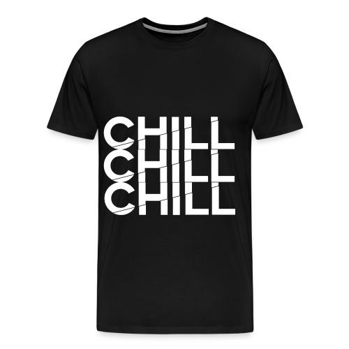 Chill Tee - Men - Men's Premium T-Shirt