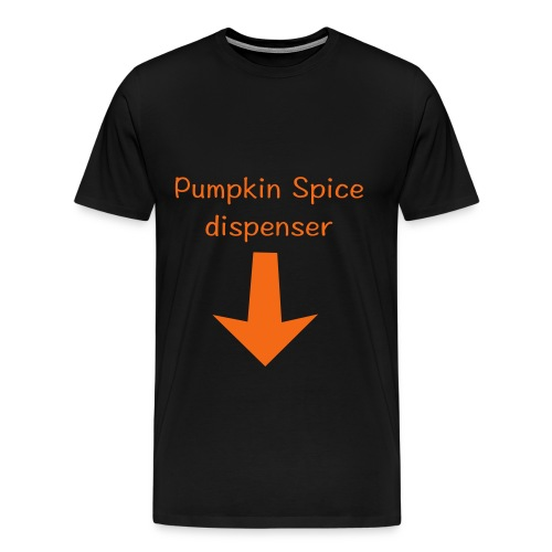 Pumpkin Spice - Men's Premium T-Shirt