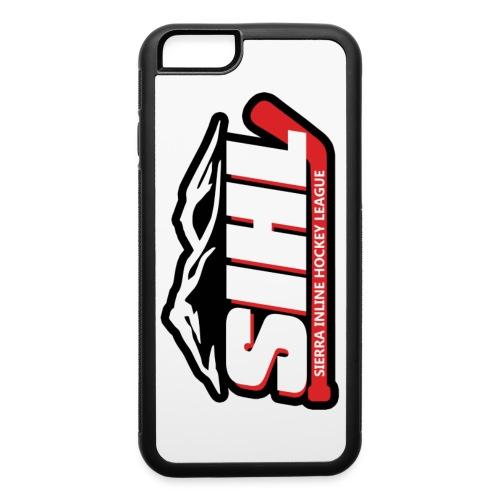 SIHL iPhone 6/6s Rubber Case - iPhone 6/6s Rubber Case