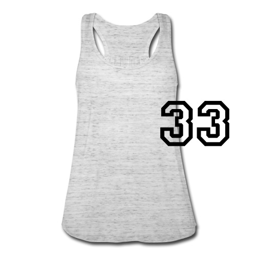 Women's 33 Tank Top - Women's Flowy Tank Top by Bella