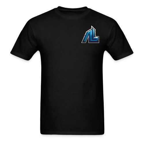 Black AbLe Esports T-Shirt - Men's T-Shirt
