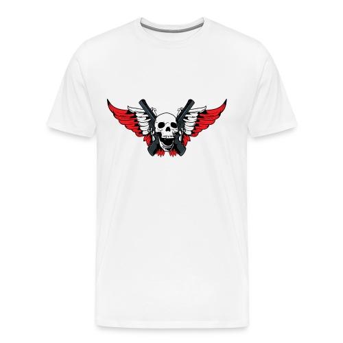 skullzngunz shirt - Men's Premium T-Shirt