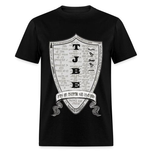 Male Shield - Men's T-Shirt