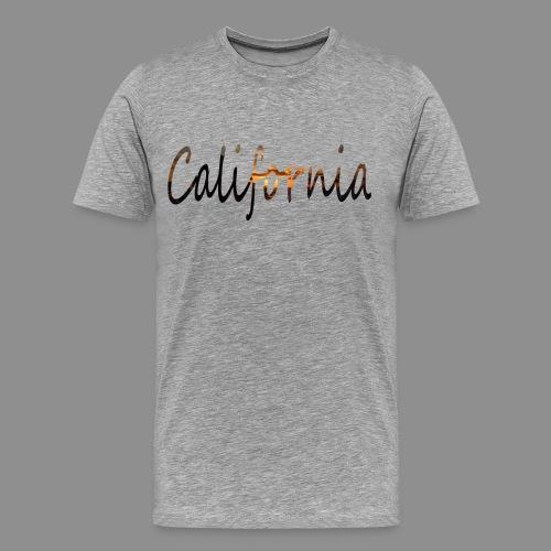 California Tee - Men's Premium T-Shirt