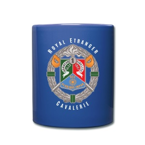 1er REC Badge - Foreign Legion - Mug - Full Color Mug