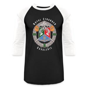 1er REC Badge - Foreign Legion - Baseball T-Shirt - Baseball T-Shirt