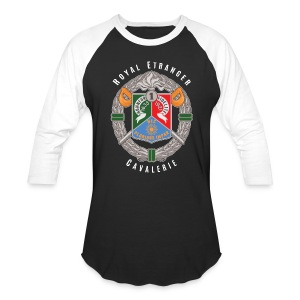 1er REC Badge - Foreign Legion - Baseball T-Shirt - Baseball T-Shirt