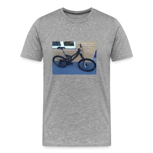 Bike shirt beta - Men's Premium T-Shirt