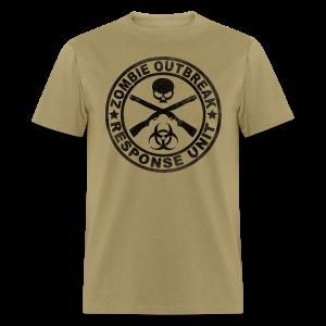 Zombie Respone Unit Men's T-Shirt - Men's T-Shirt