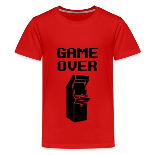 Game over T-shirt - Kids' Premium T-Shirt