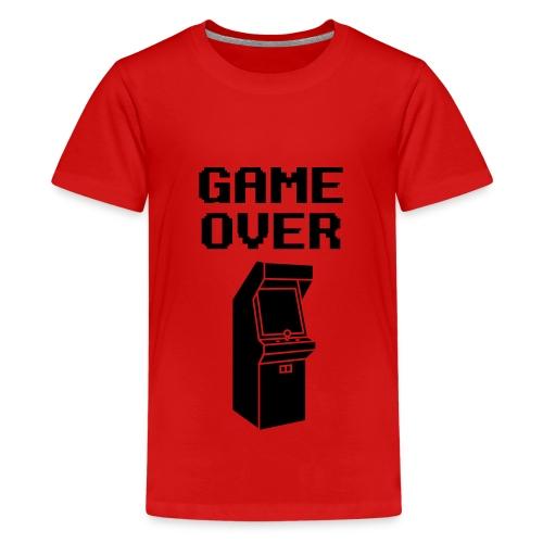 Game over T-shirt - Kids' Premium T-Shirt
