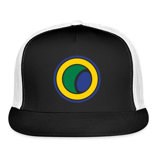 Capoeira Logo Trucker Cap - Trucker Cap