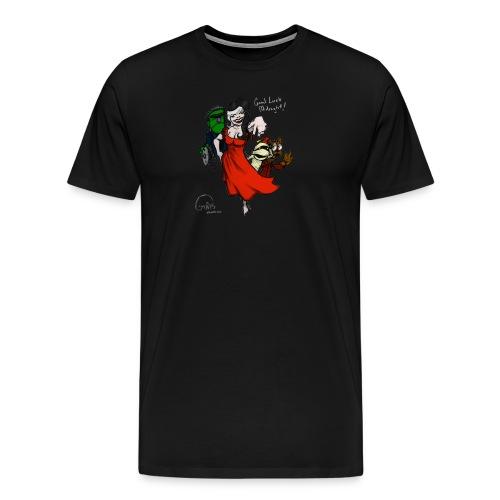 Good Luck Midnight! - Men's Premium T-Shirt