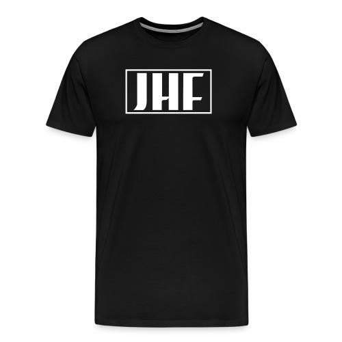 JHF Logo (1) Tee - Men's Premium T-Shirt