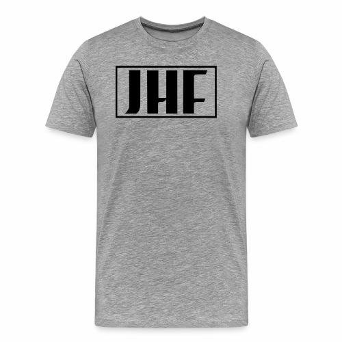 JHF Logo (2) Tee - Men's Premium T-Shirt