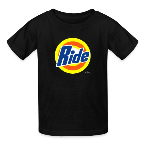 Ride (Y) - Kids' T-Shirt