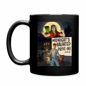 Midnight's Haunted Poster Mug - Full Color Mug