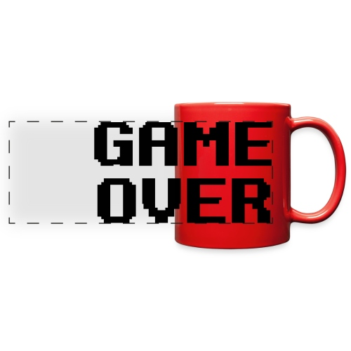 Arcade Gamer 725 mug - Full Color Panoramic Mug