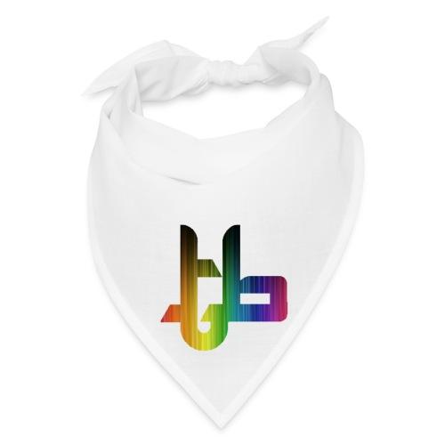 Tumboii Bandana White Rainbow - Bandana