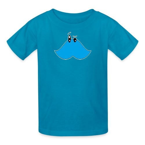Mikestache Logo (Kids) - Kids' T-Shirt