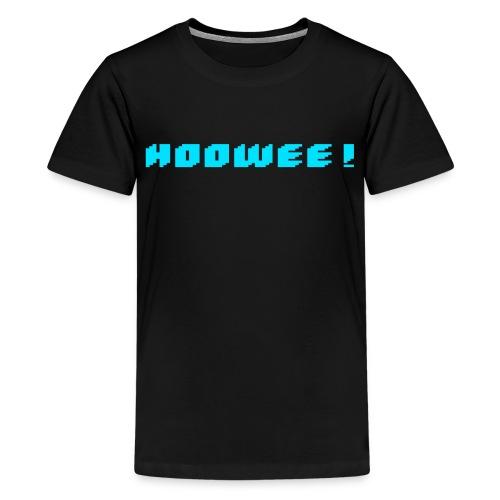 HOOWEE (Kids) - Kids' Premium T-Shirt