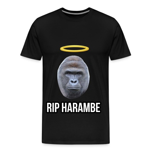 harambe - Men's Premium T-Shirt