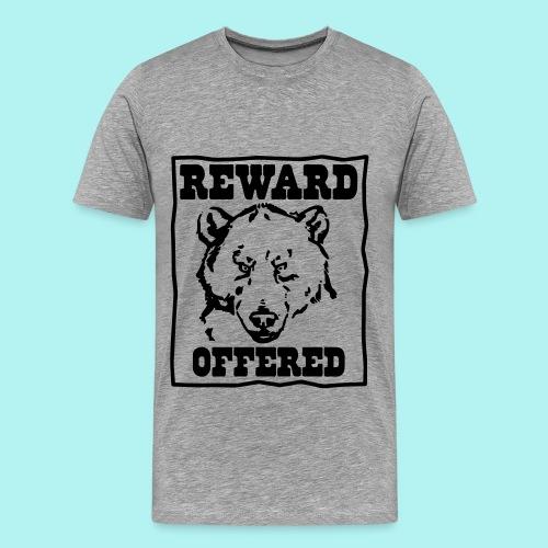 #BearKing - Men's Premium T-Shirt