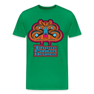 Those Funken Dronez - GREEN The Other Guys - Men's Premium T-Shirt