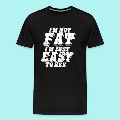 #ChubbahChub - Men's Premium T-Shirt
