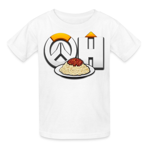 Kryptix Oh Spag Kid's T-Shirt - Kids' T-Shirt