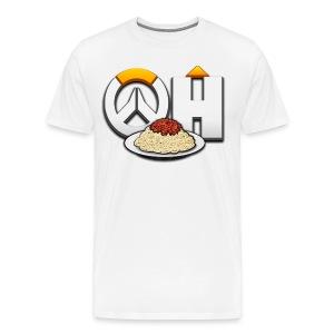 Kryptix Oh Spag Men's T-Shirt - Men's Premium T-Shirt