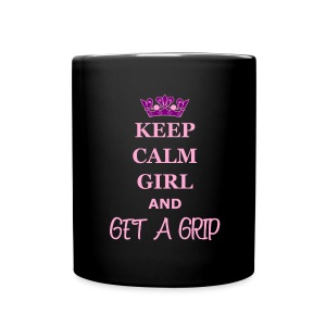 GGAG Coffee Mug Black - Full Color Mug