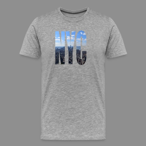 NYC V2 Tee - Men's Premium T-Shirt