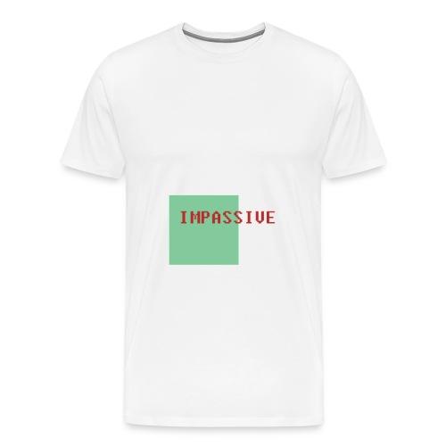 Impassive clasic t shirt - Men's Premium T-Shirt